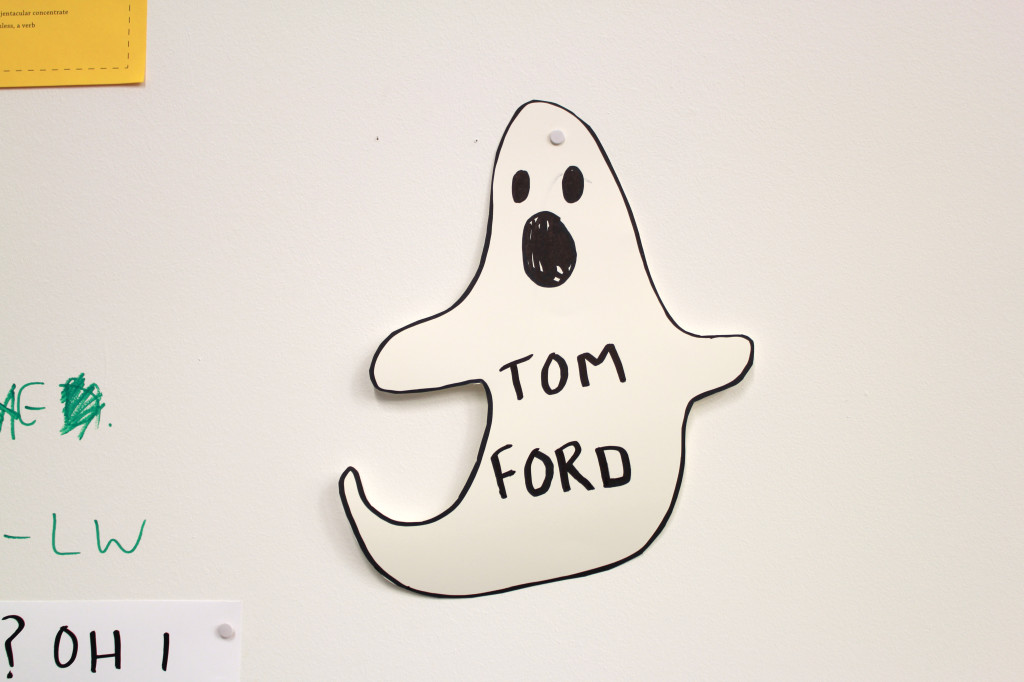 Gillig - The Ghost of Tom Ford