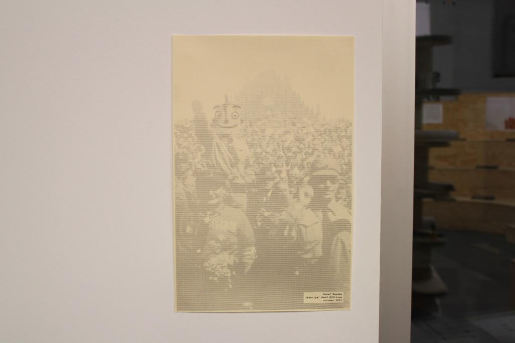 Josef Kaplan - PHE poster